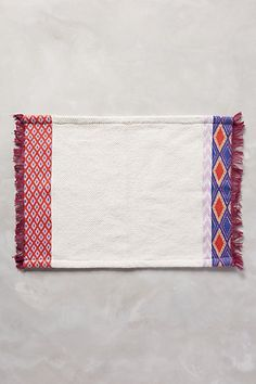 Sonora Placemat #anthropologie
