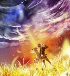 Celestial Wizard Lucy & Leo the Lion  Fairy Tail - Loki X Lucy by ~achibahk on deviantART