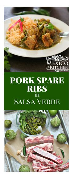 Today's recipe is a staple in many homes, and that means that there are as many variations to this recipe as there are home cooks in Mexico. #recipe #mexican #food #pork