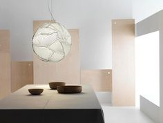 Foscarini Planet Pendant available at Property Furniture. http://propertyfurniture.com/collection/lighting/planet-suspension-light/