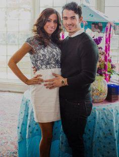 A Peek Inside Kevin and Danielle Jonas' Super-Cala-Fabulous Baby Shower