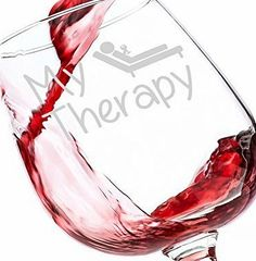 Got Me Tipsy My Therapy Funny Wine Glass 385 mL - Best Christmas Gifts For Women - Unique Birthday Gift For Her - No description (Barcode EAN = 0654391780777). http://www.comparestoreprices.co.uk/december-2016-week-1-b/got-me-tipsy-my-therapy-funny-wine-glass-385-ml--best-christmas-gifts-for-women--unique-birthday-gift-for-her-.asp