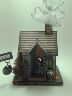 ❤ =^..^= ❤   SY's Studio ~ In Christmas only because the house dies are the same.