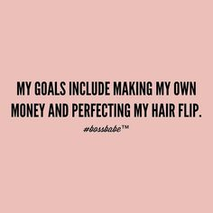 Don't judge.  Join the #Bossbabe Netwerk (Click The Link In Our Profile Now! )