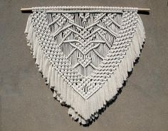 FREE SHIPPING Extra large macrame wall hanging Ready to ship