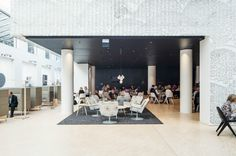 Helsinki, Madrid, Conference Room, Nice, Table, Architects, Furniture, Public, Gardens