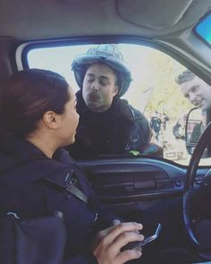 Gabby, Kelly & Matt❤ Chicago Fire
