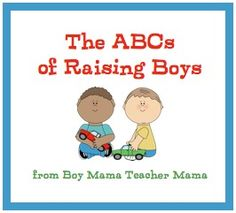 Abcs of raising boys