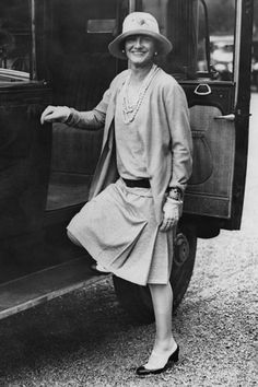chanel Fashionable French Women - The Most Stylish French Women of All Time - Harper's BAZAAR