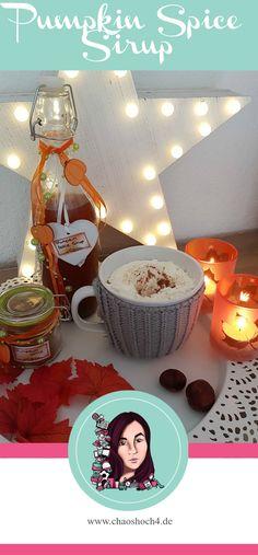 Der Pumpkin Spice Latte von Starbucks, gehört als Seelenschmeichler einfach zum Herbst dazu. Mit diesem Rezept für einen Pumpkin Spice Sirup kannst du ihn jederzeit selbstgemacht Zuhause genießen. Oder sogar als DIY Geschenkidee für Freunde kochen.