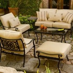 Enjoy Your Outdoor Living Area with Patio & Porch Deep Seating