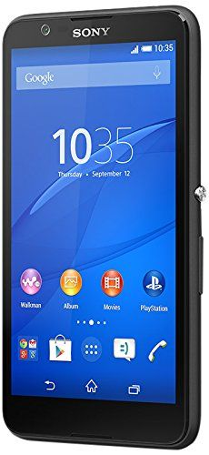 "nice Sony Xperia E4 - Smartphone de 5"" (MediaTek MT6582, Quad Core 1.3 GHz, Android 4.4)"