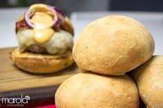 Receita de Pão de Hambúrguer