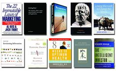 Tim Ferriss recomends 10 books of many kinds for the enterprenour and way of living