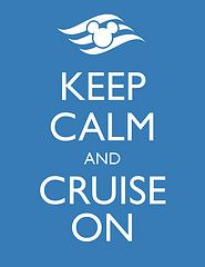 That's right....cruise on!