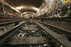 Photographing the World's Secret Subterranean Spaces   Atlas Obscura