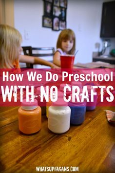 I really want to homeschool, but the preschool crafts have not been so enjoyable. I appreciate knowing there are still many important things you can do to do preschool at home. Plus a #FarFaria Giveaway!