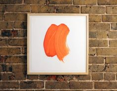 Work-on-paper-red by Donald Martiny. This artist uses works like this one to plan out his large sculptural pieces! It Works, Artists, Sculpture, How To Plan, Paper, Frame, Red, Decor, Picture Frame