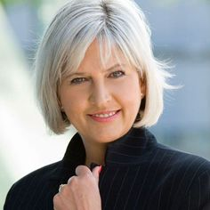 Stylish hairstyles over 50 | anyagehairstyle.com