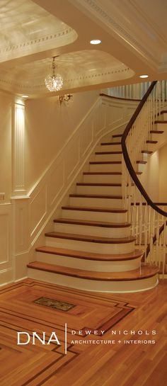 I can see Marilyn walking down these stairs all dressed up for senior prom