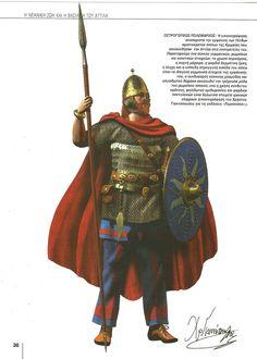 Ostrogoth Warlord