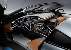 8 Best Bmw I8 Concept Spyder Images On Pinterest Bmw I8 Bmw Cars