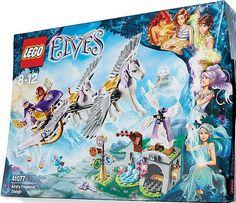 Lego Sticker for Set 41077 Aira/'s Pegasus Sleigh Piece