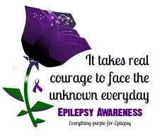 Epilepsy Awareness Day, Epilepsy Facts, Epilepsy Quotes, Breast Cancer Awareness, Temporal Lobe Epilepsy, Epilepsy Seizure, Epilepsy Treatment, Seizure Disorder