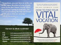 Vital Vocation quote 1 Dreaming Of You, Career, This Book, Journey, Sayings, Creative, Quotes, Books, Design