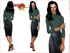 Everyday Outfit for the Sims 2 (TS2)