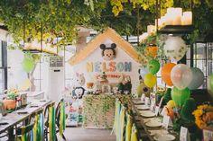 Disneyworld Birthday Party Ideas | Photo 2 of 41 | Catch My Party