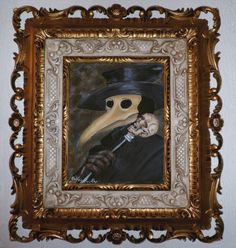The Plague Doctor Plague Doctor, Raven, My Arts, Music, Blog, Painting, Beautiful, Musica, Musik