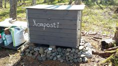 Komposti EUR-lavojen kauluksista