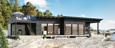 pre-fab homes from Finland