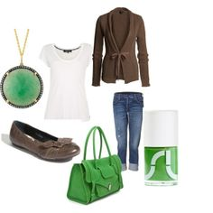 Fall Fashion Idea, created by cchartier on Polyvore