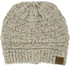 Extra Off Coupon So Cheap Funky Junque CC Confetti Knit Beanie - Thick Soft  Warm Winter Hat - Unisex 8b580e9cee47