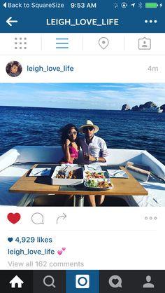 Leigh-Anne Pinnock flaunts her incredible beach body in skimpy bikini Leigh Anne Pinnock Instagram, Little Mix Instagram, Luxury Yachts, Timeline Photos, Bikini Bodies, Beachbody, Love Life, Mexico, Polaroid Film