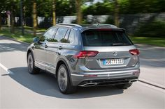 We've driven Volkswagen's new Tiguan family SUV with it's hottest 250hp diesel engine. Can this sensible, spacious car deliver thrills on the road too?