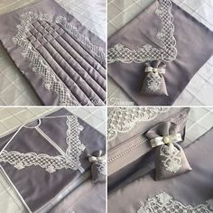 A great service for vi Muslim Prayer Mat, Prayer Rug, Sewing Projects, Projects To Try, New Project Ideas, Crochet Cross, Ribbon Work, Birthday Party Decorations, Home Textile