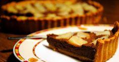 Ostatnio znajoma pytała mnie o wegańskie słodycze, odpowiedziałem, że najlepiej upiec coś samemu. I tak oto prosty przepis na tartę z czekol...