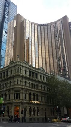 Melbourne Old style and the new one