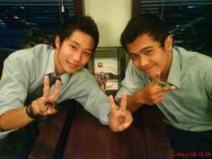 With My friend , When i was College in Bali