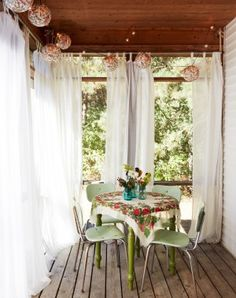 porch | David A. Land Photography