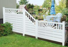 Levegger eller terrasserekkverk kan gjøre underverker for stemningen.