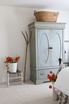 Savvy Southern Style: The New French Farmhouse Guest Room