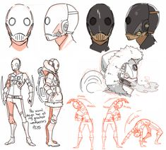 Character Creation, Fantasy Character Design, Character Design Inspiration, Character Concept, Character Art, Drawing Reference Poses, Drawing Poses, Hellboy Characters, Hellboy Kroenen