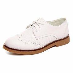 Moonwalker Zapatillas para Hombre en Cuero (EUR 46 ,Blanco)