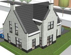 Beste afbeeldingen van nieuw huis exterieur in homes
