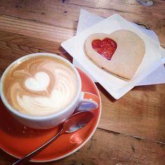 Sweet hearty coffee