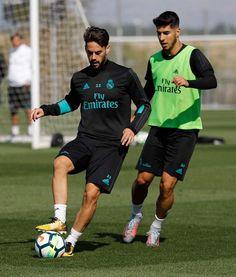 Isco and Asensio Isco Alarcon, Real Madrid Players, Best Football Team, I Work Hard, Cristiano Ronaldo, Fifa, Soccer, Sporty, Selena